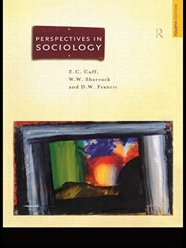 9780415173711: Perspectives in Sociology: Classical and Contemporary