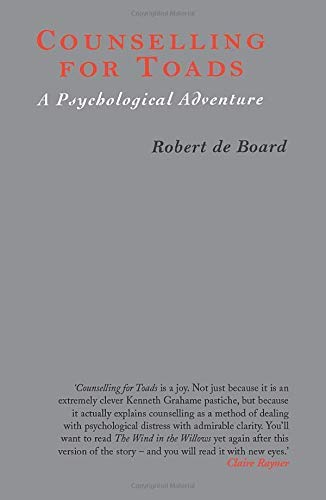 9780415174299: Counselling for Toads: A Psychological Adventure