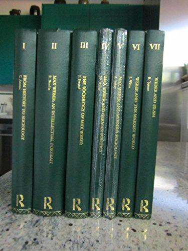 9780415174510: Max Weber: Classic Monographs