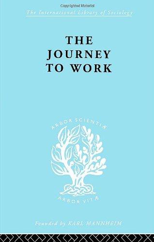 The Journey to Work: LIEPMANN, KATE.
