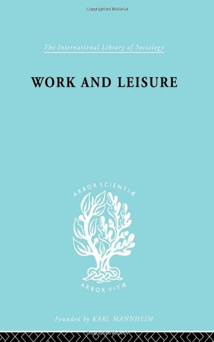 9780415176941: Work & Leisure Ils 166 (International Library of Sociology) (Volume 17)