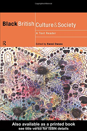 9780415178457: Black British Culture and Society: A Text Reader (Comedia)