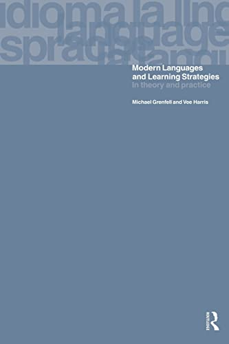 9780415178686: Modern Languages and Learning Strategies: In Theory and Practice