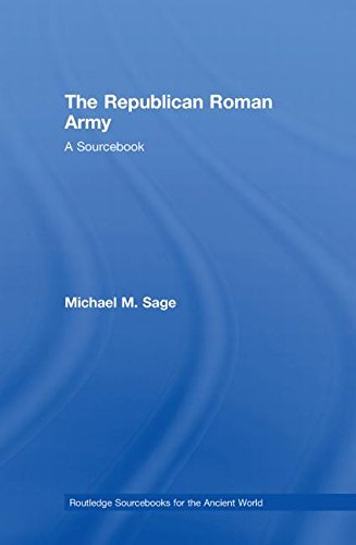 9780415178792: The Republican Roman Army: A Sourcebook (Routledge Sourcebooks for the Ancient World)