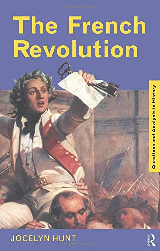 9780415178853: The French Revolution (Questions and Analysis in History)