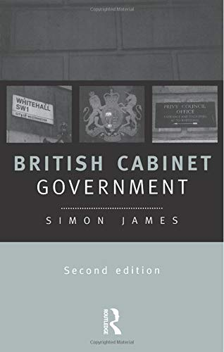9780415179775: British Cabinet Government