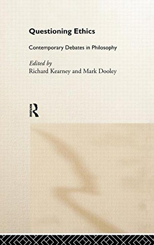 9780415180344: Questioning Ethics: Contemporary Debates in Continental Philosophy