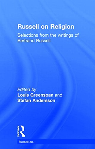 9780415180917: Russell on Religion: Selections from the Writings of Bertrand Russell