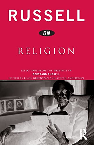 9780415180924: Russell on Religion: Selections from the Writings of Bertrand Russell