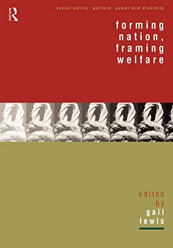 9780415181303: Forming Nation, Framing Welfare (Social Policy: Welfare, Power and Diversity)