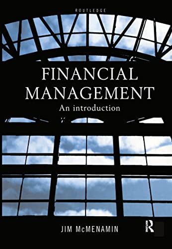 9780415181617: Financial Management: An Introduction