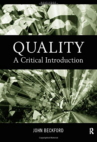 9780415181631: Quality: A Critical Introduction