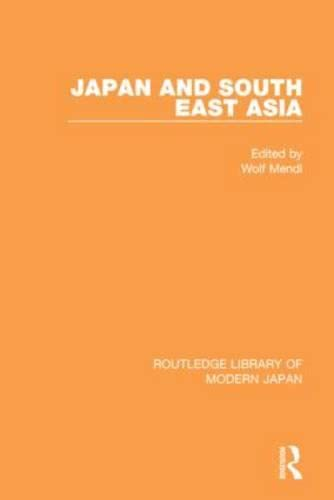 Japan and South East Asia. Vol. 2: The Cold War era 1947-1989 and issues at the end of the ...