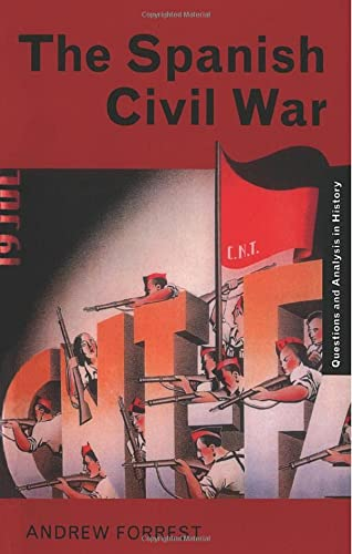 9780415182119: The Spanish Civil War (Questions and Analysis in History)