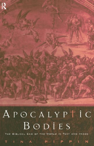 9780415182492: Apocalyptic Bodies: The Biblical End of the World in Text and Image
