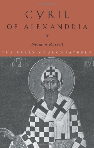 9780415182515: Cyril of Alexandria (The Early Church Fathers)