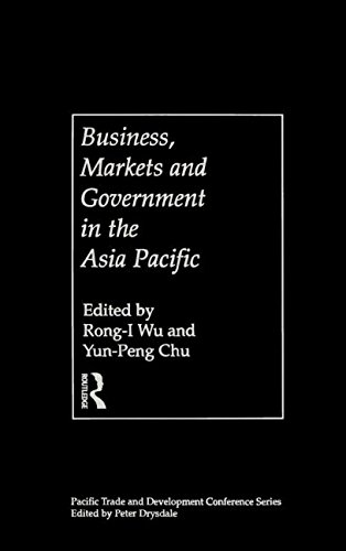 Business, Markets and Government in the Asia-Pacific: Competition Policy, Convergence and Pluralism...