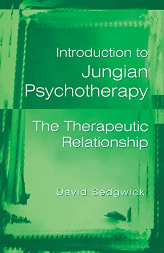 9780415183406: Introduction to Jungian Psychotherapy: The Therapeutic Relationship