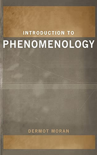 9780415183727: Introduction to Phenomenology