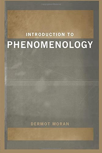 9780415183734: Introduction to Phenomenology