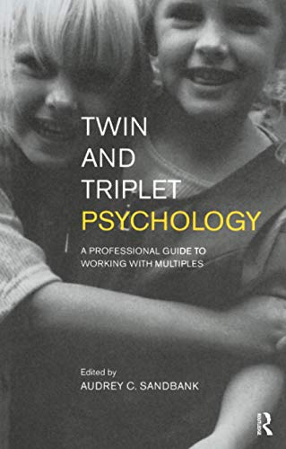 9780415183987: Twin and Triplet Psychology: A Professional Guide to Working with Multiples