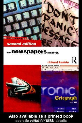 9780415184090: The Newspapers Handbook (Media Practice)