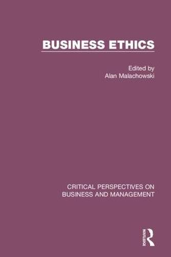 Business Ethics (Hardback)