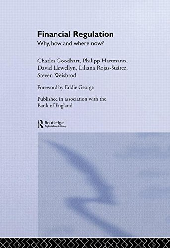9780415185042: Financial Regulation: Why, How and Where Now?