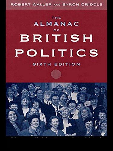 9780415185417: The Almanac of British Politics