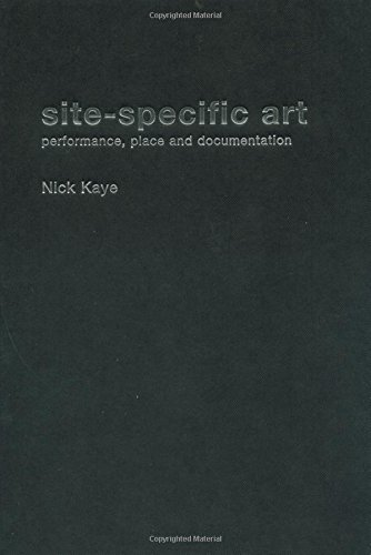 9780415185585: Site-Specific Art: Performance, Place and Documentation