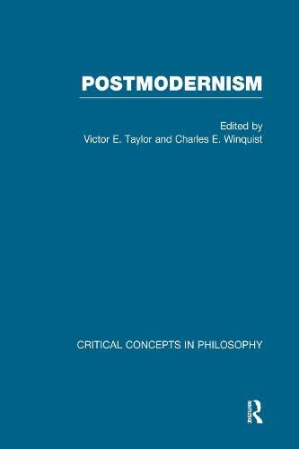 9780415185691: Postmodernism (Routledge Critical Concepts)