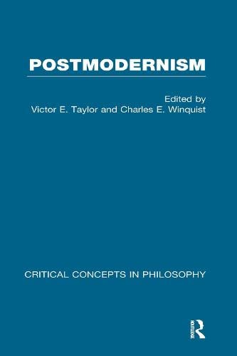 9780415185707: Postmodernism (Routledge Critical Concepts)