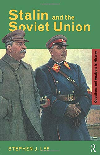 9780415185738: Stalin and the Soviet Union