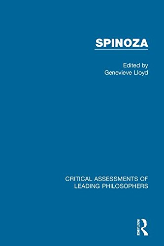 9780415186186: Spinoza (Critical Assessments of Leading Philosophers)