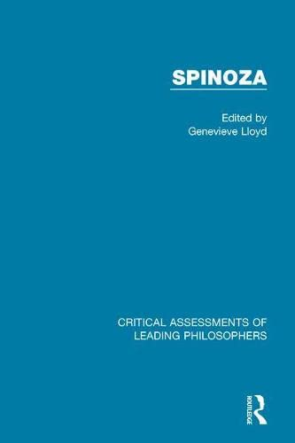 9780415186193: Spinoza: Critical Assessments