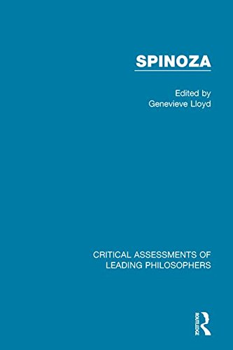 9780415186216: Spinoza: Critical Assessments
