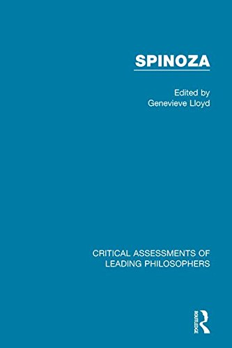 9780415186223: Spinoza: Critical Assessments