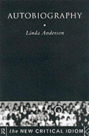autobiography anderson linda