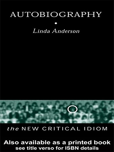 9780415186353: Autobiography (The New Critical Idiom)