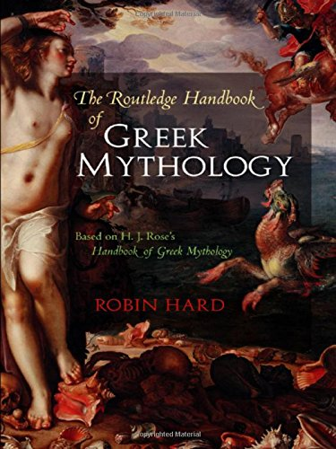 9780415186360: The Routledge Handbook of Greek Mythology: Based on H.J. Rose's Handbook of Greek Mythology