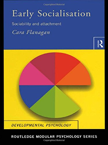 9780415186568: Early Socialisation: Sociability and Attachment (Routledge Modular Psychology)