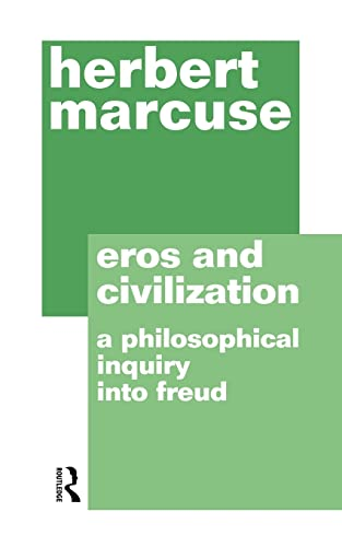 9780415186636: Eros and Civilization (Ark Paperbacks)