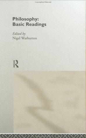 9780415187190: Philosophy: Basic Readings: The Basic Readings