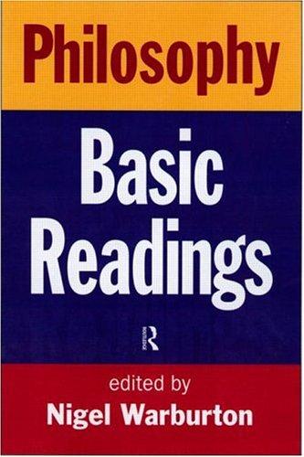 9780415187206: Philosophy: Basic Readings