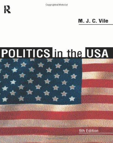 9780415187299: Politics in the USA