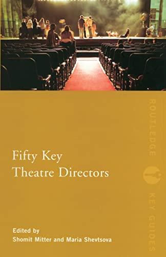 9780415187329: Fifty Key Theatre Directors (Routledge Key Guides)