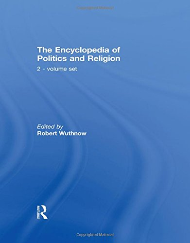 The Encyclopedia of Politics and Religion (Mixed media product)