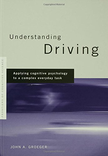 9780415187527: Understanding Driving: Applying Cognitive Psychology to a Complex Everyday Task (Frontiers of Cognitive Science)