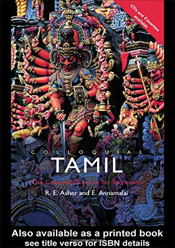9780415187886: Colloquial Tamil: The Complete Course for Beginners
