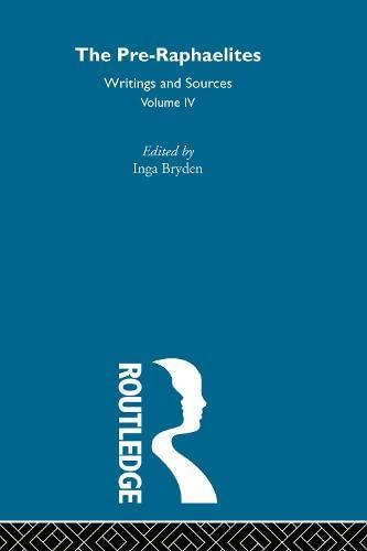 9780415187978: Pre-Raphaelit:Writ&Sources V4